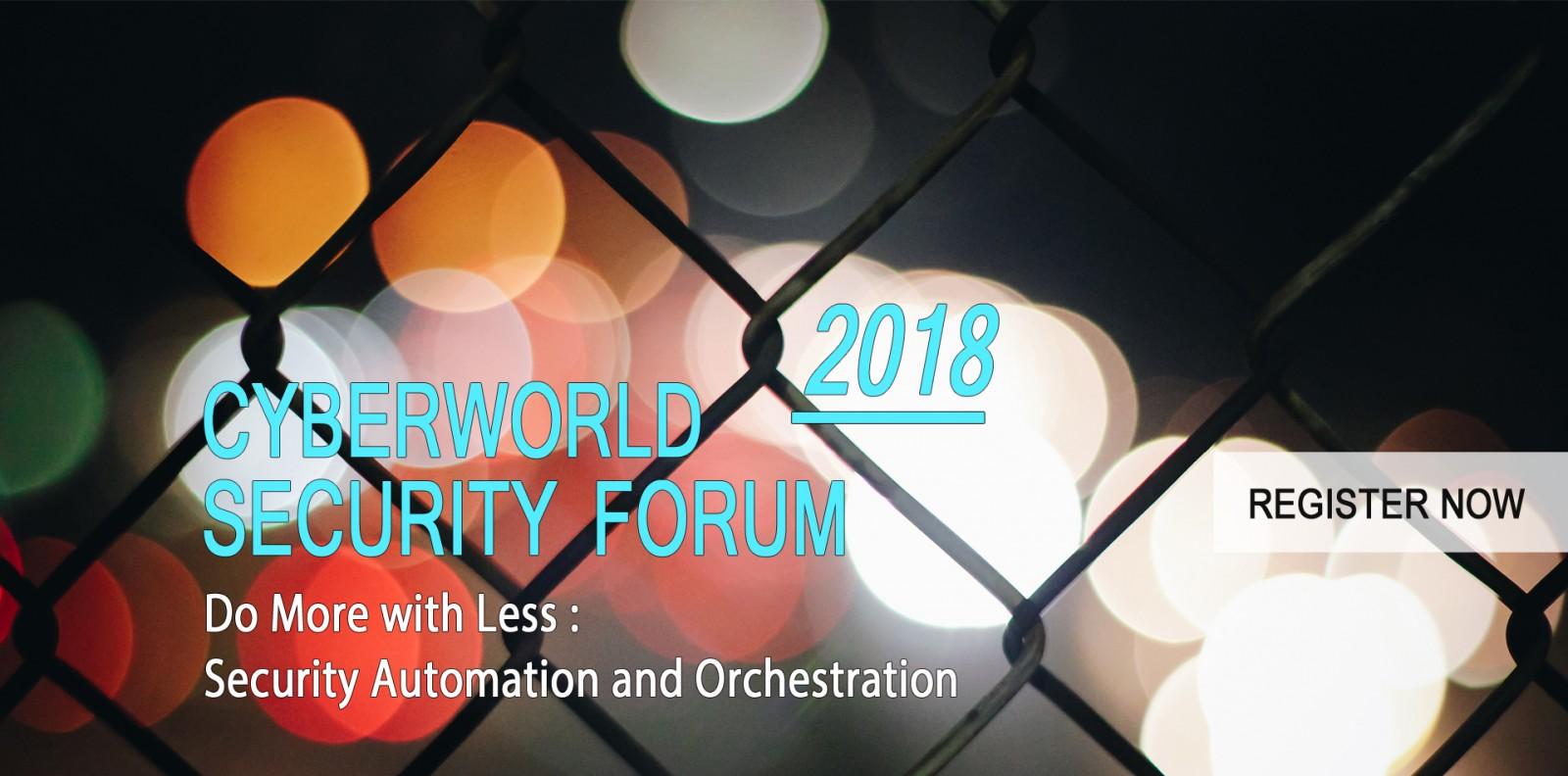 CWSecurityForum2018